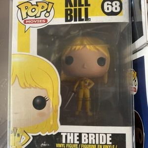 Kill Bill The Bride Funko POP